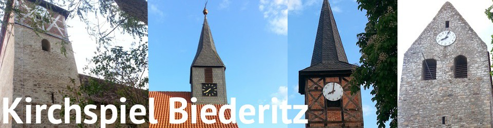 Kirchspiel Biederitz